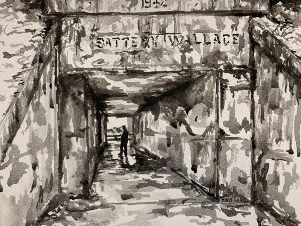 Battery Wallace