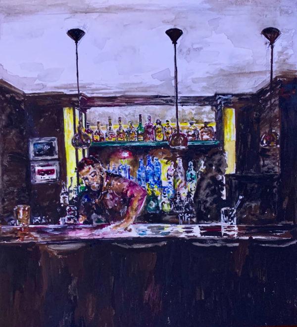 Victor's Cafe bar